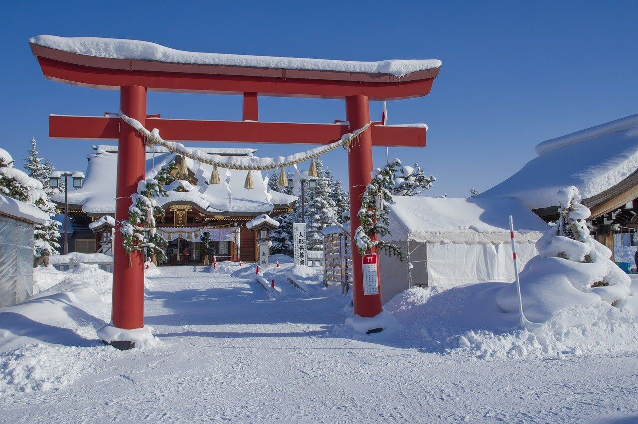 Hokkaido en invierno
