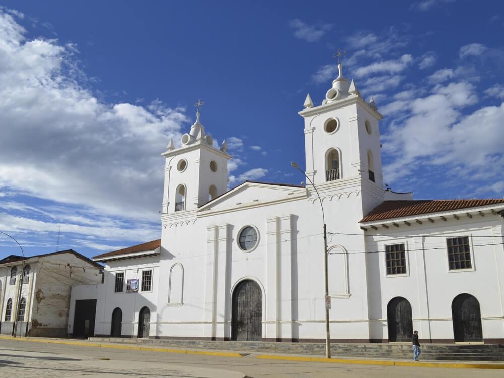 Iglesia de Chachapoyas