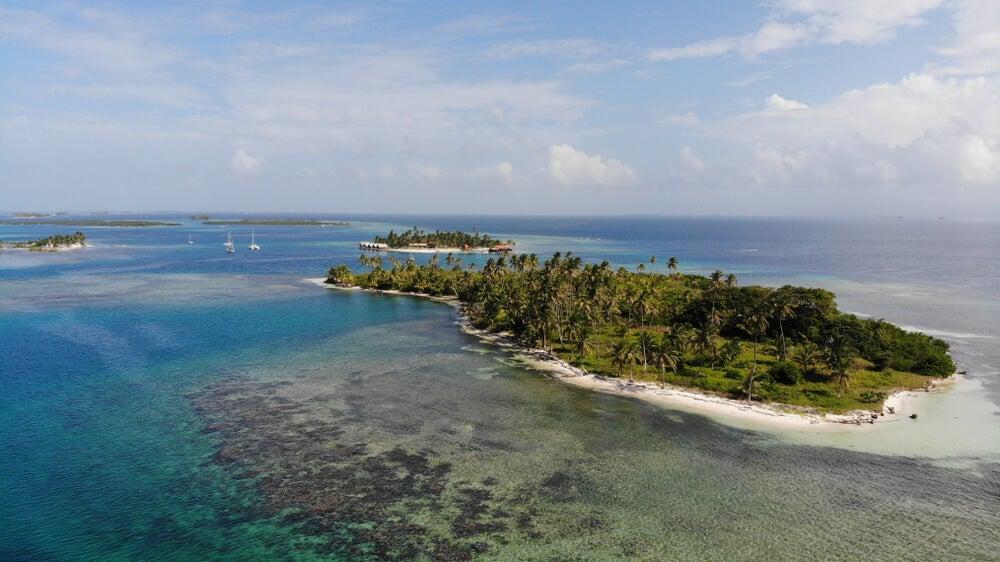 Islas en Guna Yala