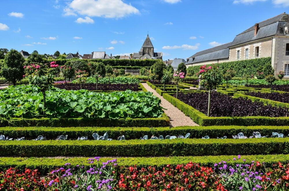 Jardín del castillo