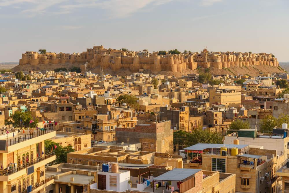 Jaisalmer, la Ciudad Dorada de la India