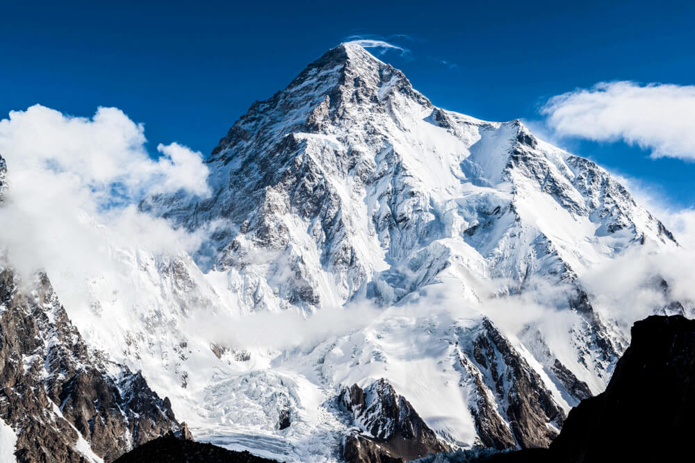 Vista del K2