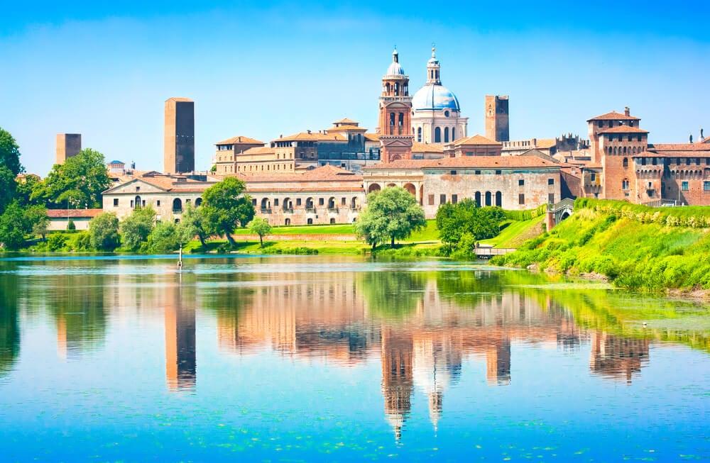 Mantua, una preciosa ciudad del norte de Italia