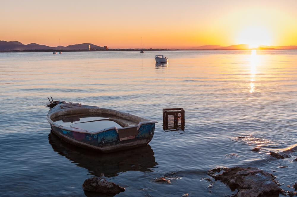 Mar Menor en Murcia