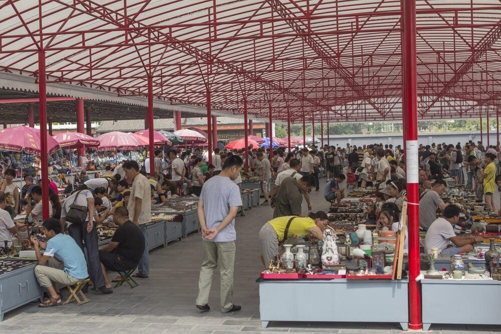 Mercado Panjiayuan