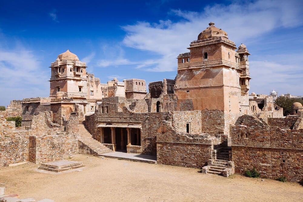 Palacio Maharana Kumbh