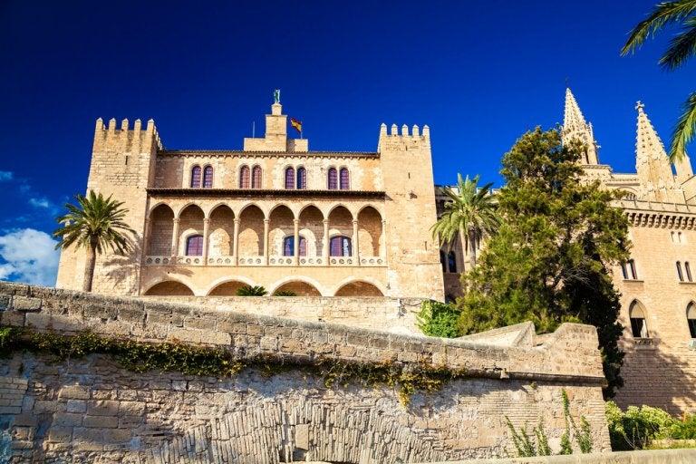 Visitamos el Palacio Real de La Almudaina