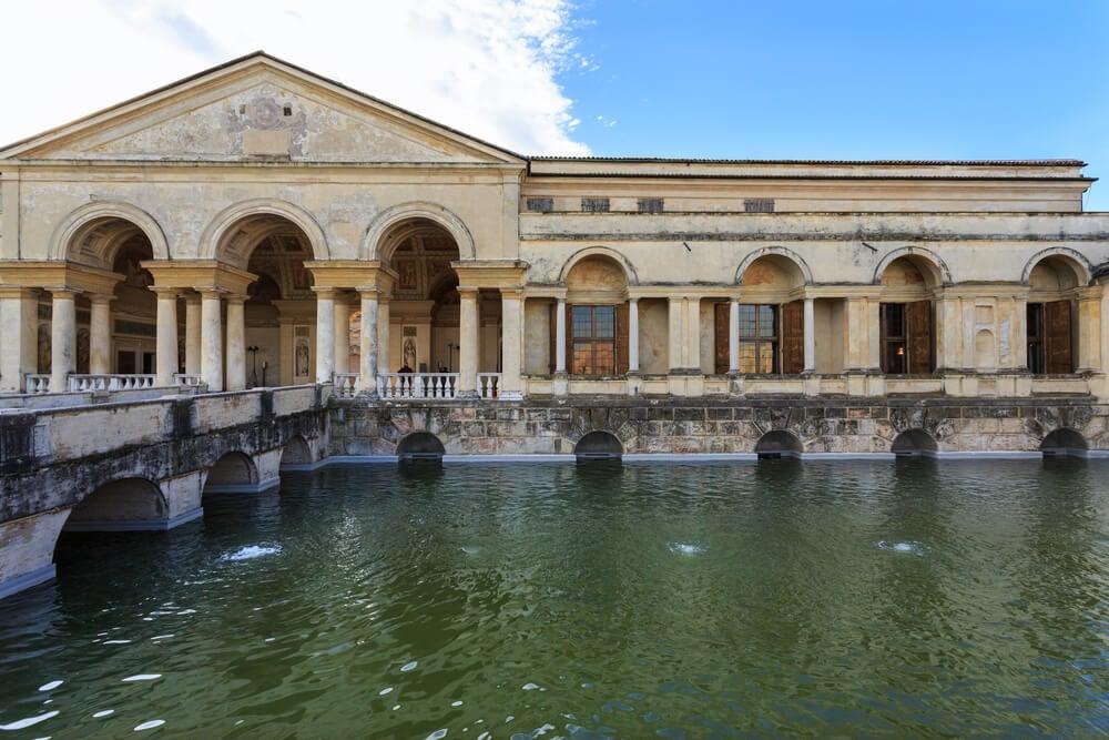 Palacio Te de Mantua