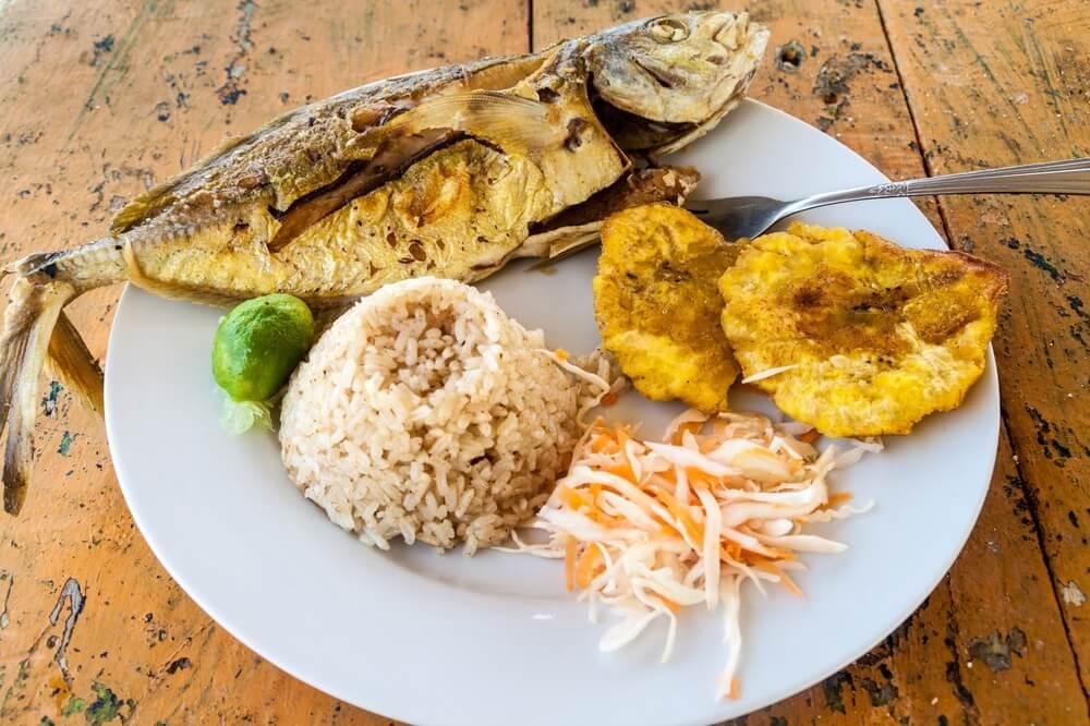 Los platos más tradicionales de la cocina caribeña colombiana