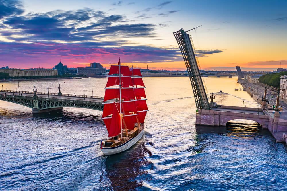 Puente de San Petersburgo