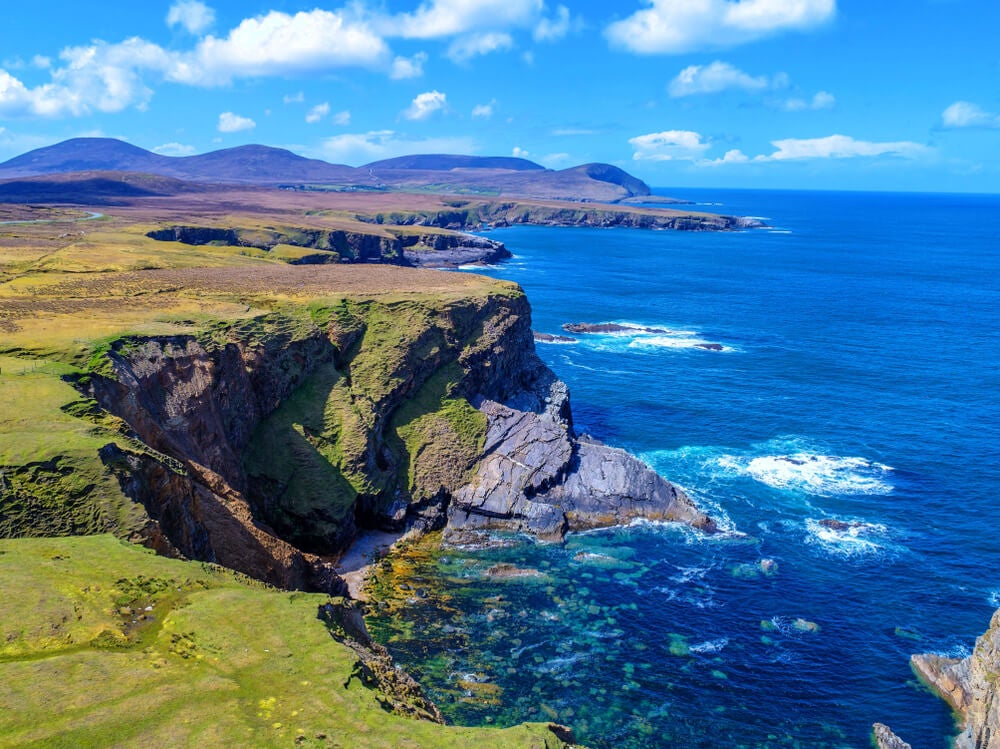 Seguimos la ruta costera del Atlántico en Irlanda