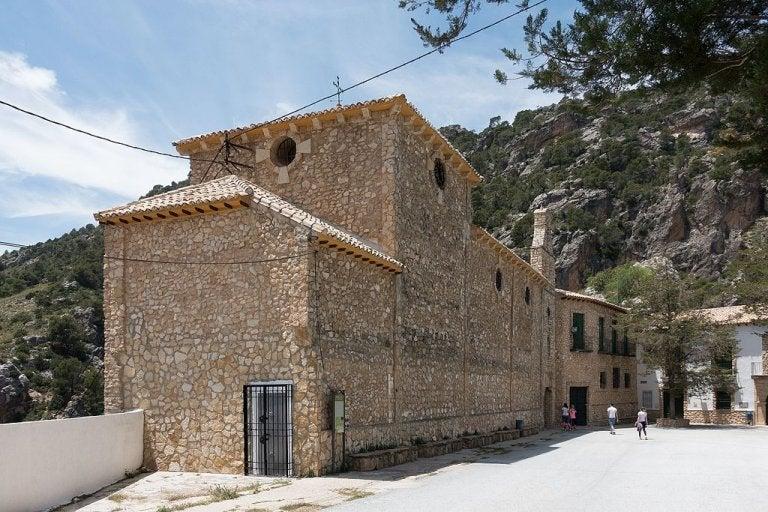 El santuario de Nuestra Señora de Tíscar en Jaén