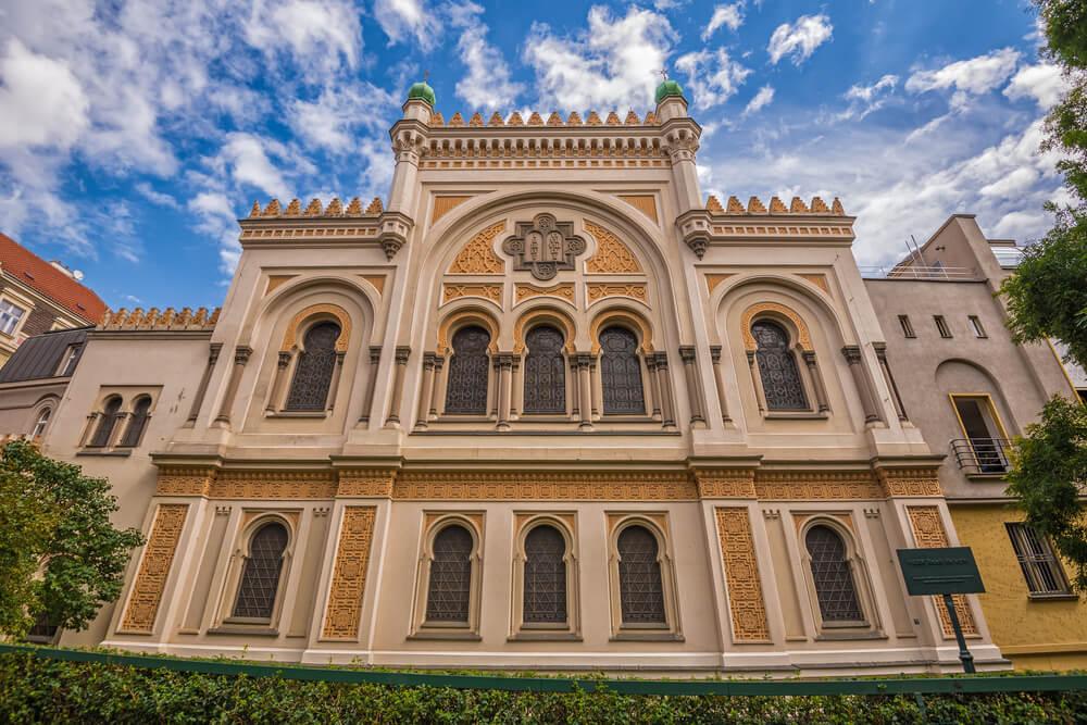 Un recorrido por las sinagogas de Praga