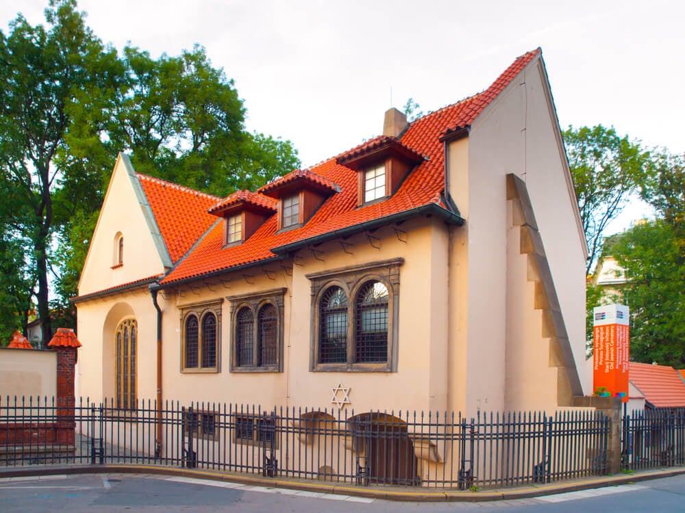Sinagoga Pinkas en Praga