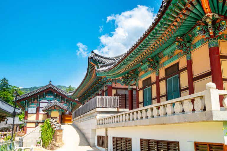 El templo Haeinsa y la Tripitaka Coreana