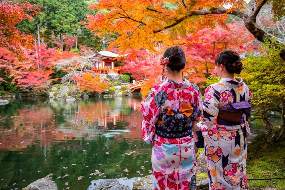 Cómo es el traje tradicional japonés, el kimono