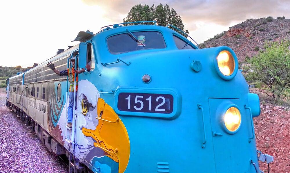 Un viaje al Gran Cañón de Arizona en el Tren Verde