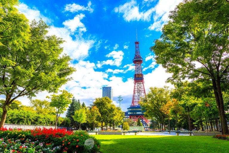 Un paseo por Sapporo, la capital de Hokkaido