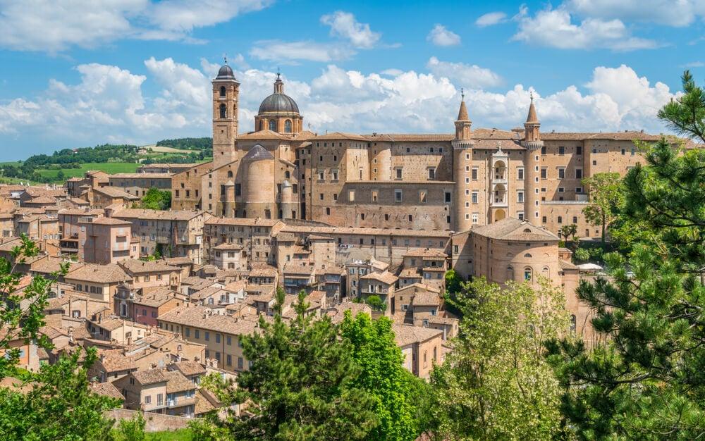 Un paseo por Urbino, la ciudad natal de Rafael
