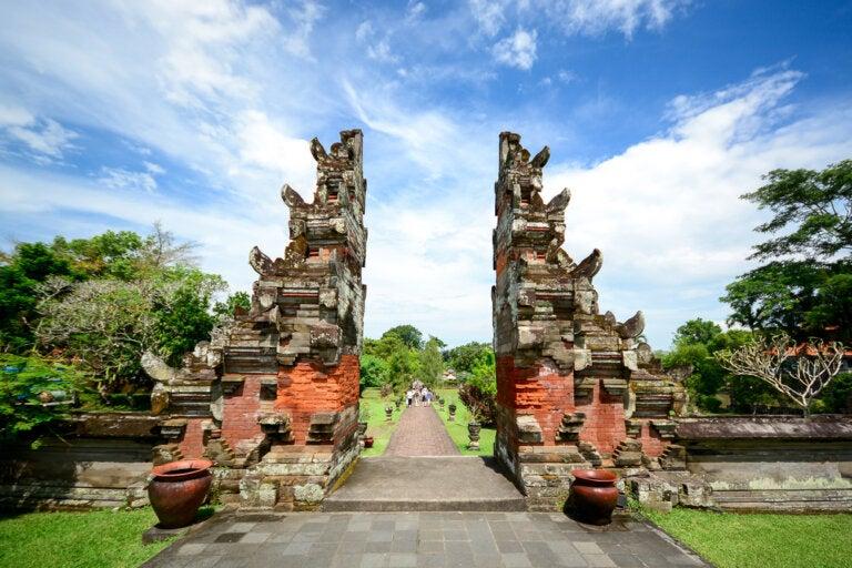 Pura Taman Ayun, uno de los templos más famosos de Bali
