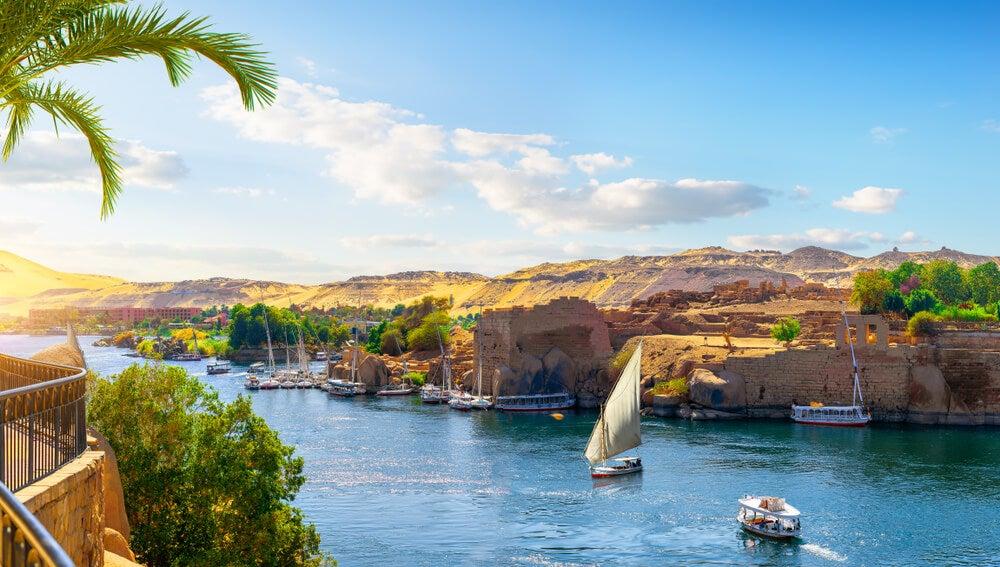 ¿Cómo es la experiencia de hacer un crucero por el Nilo?