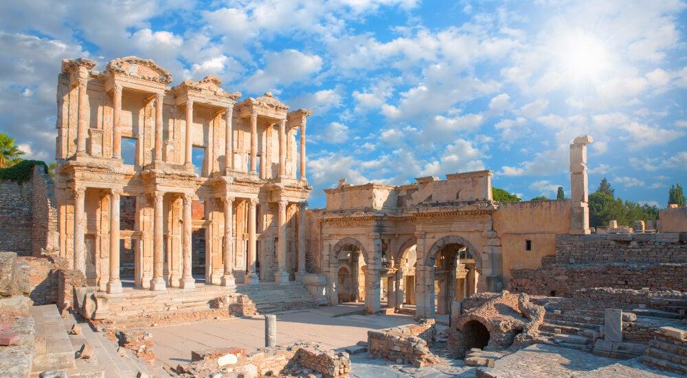 Biblioteca Celsus en Éfeso