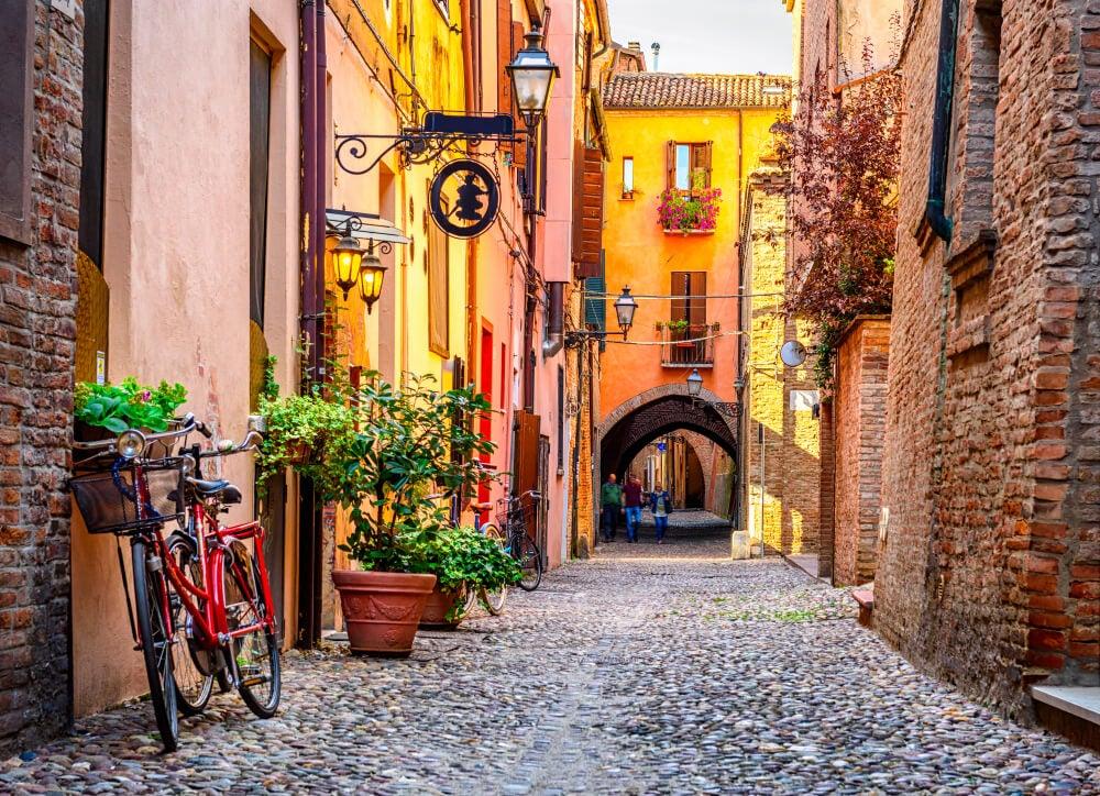 Calle de Ferrara