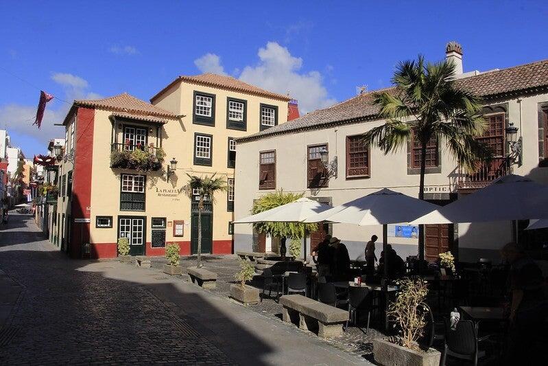 Calle Real de Santa Cruz de La Palma