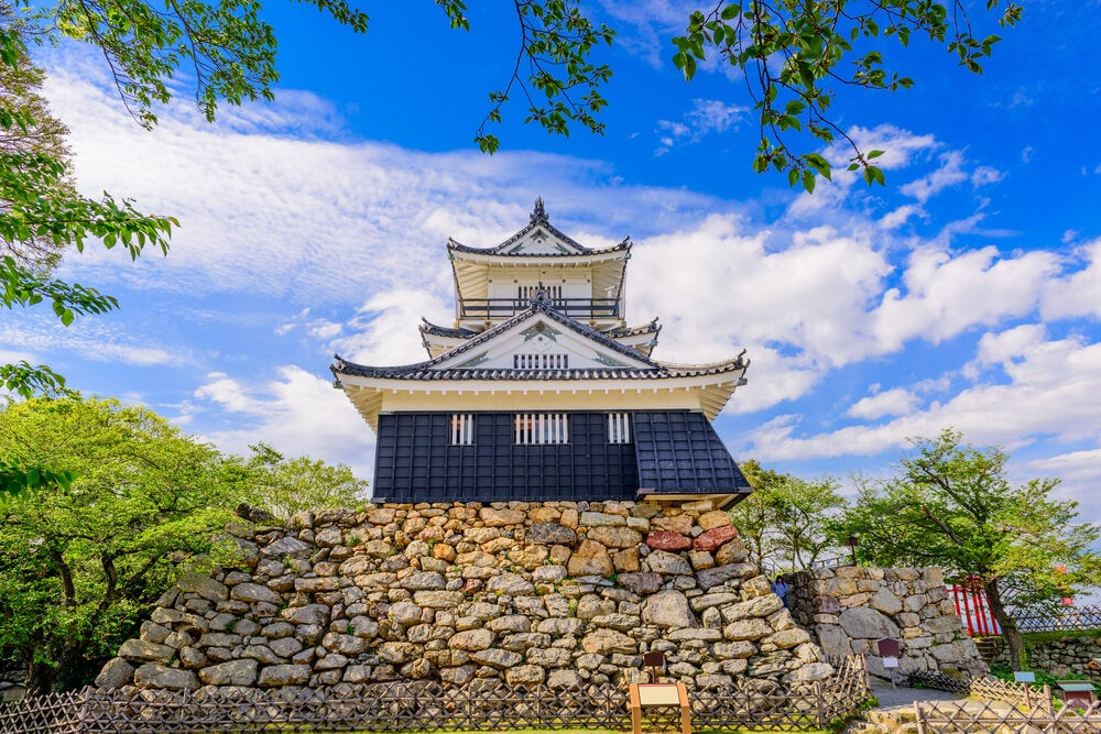 Castillo de Hamamatsu