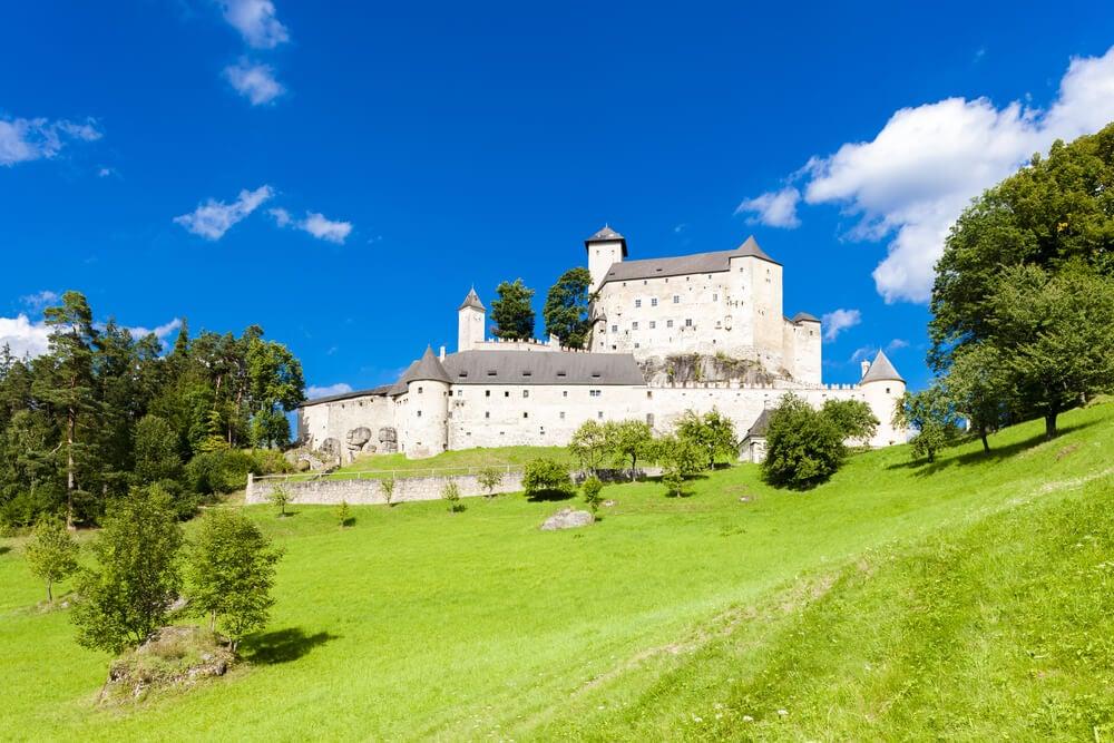 Castillo de Rappottenstein