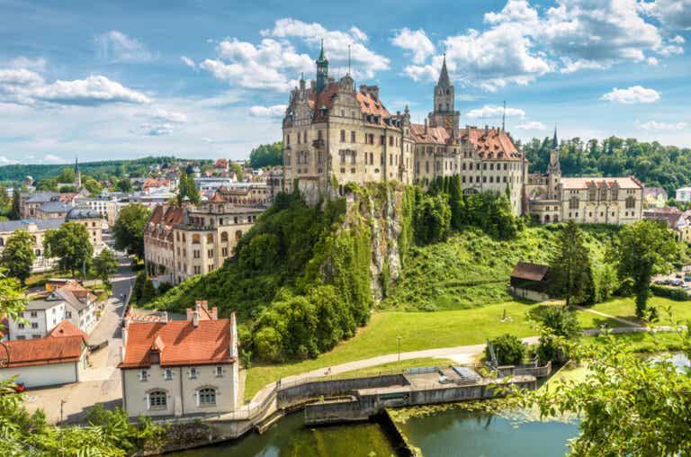Visitamos Sigmaringen y su castillo de cuento