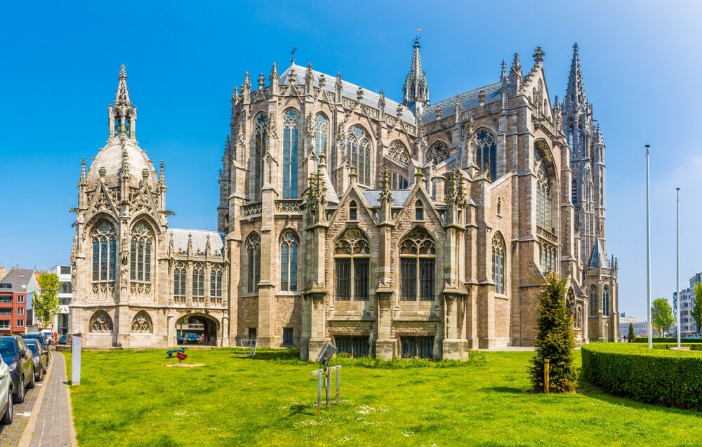 Catedral de Ostende