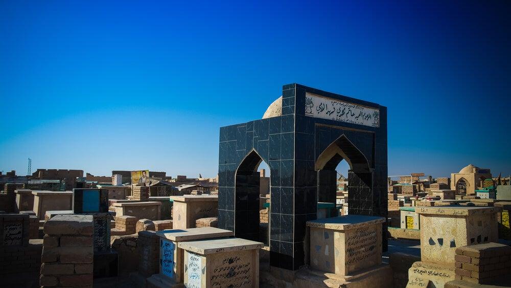 Cementerio de Najaf