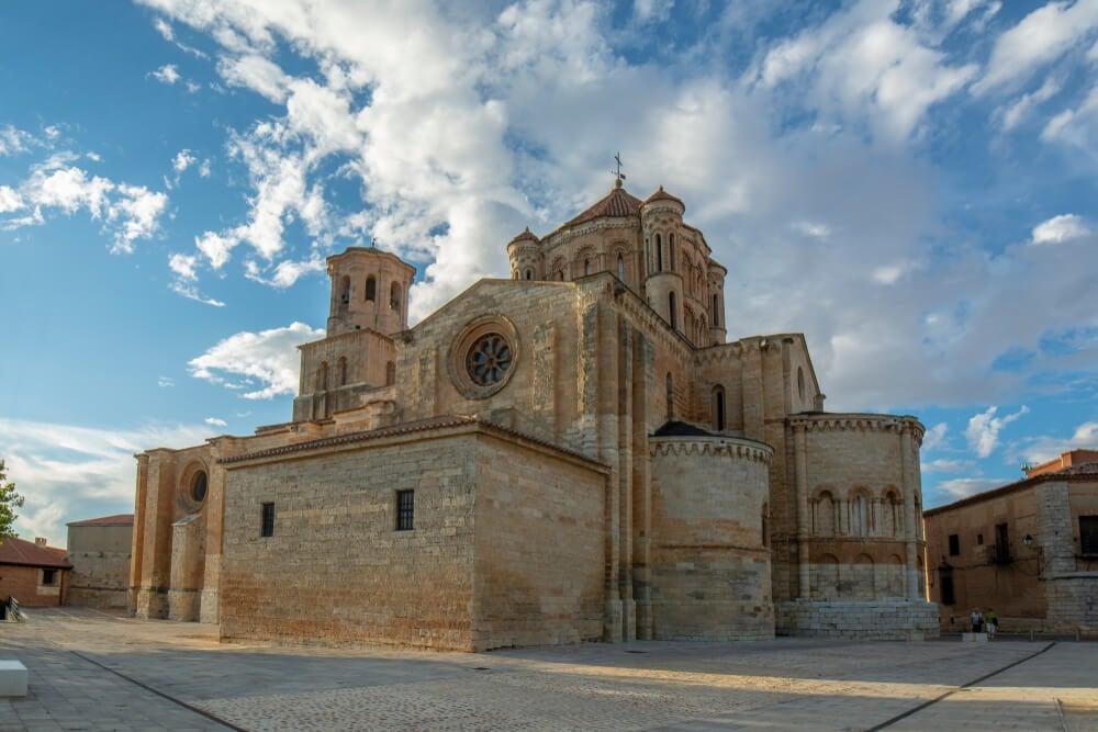 La colegiata de Santa María la Mayor en Toro