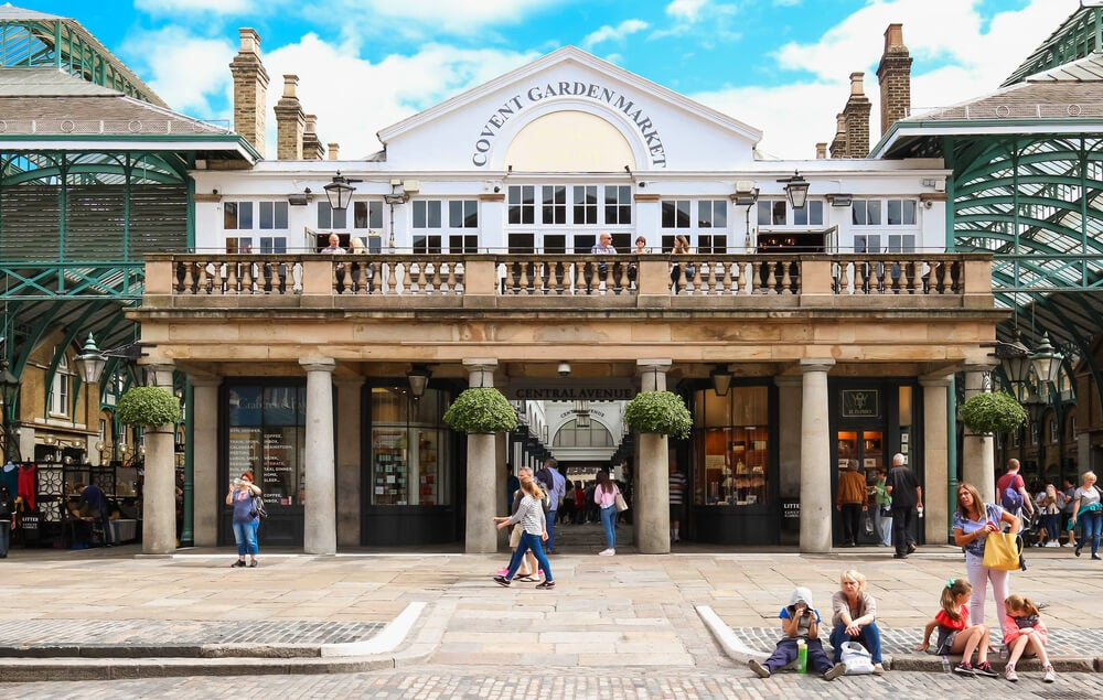 Covent Garden en Londres