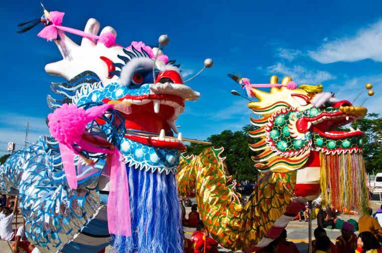 ¿Cómo se celebra el Año Nuevo chino?