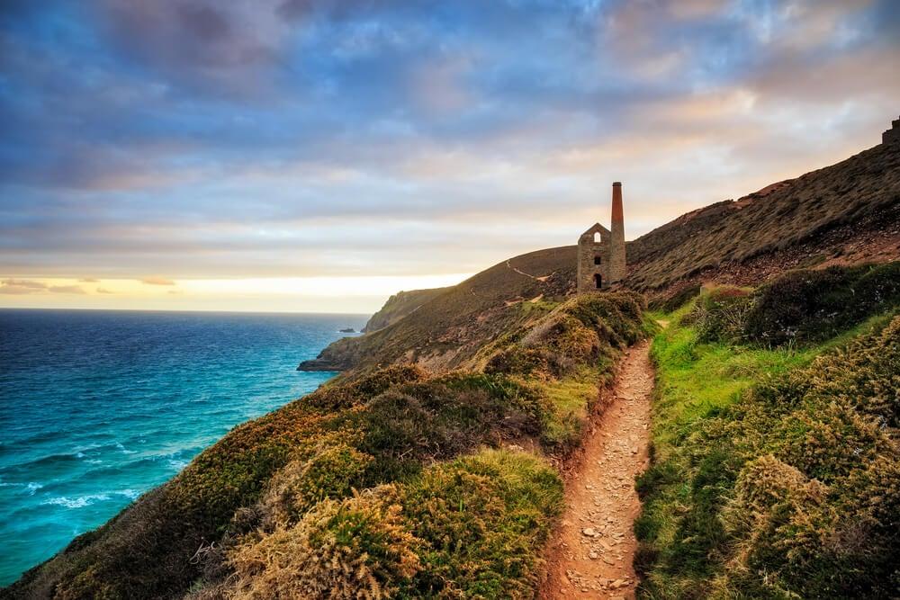 Seguimos el fabuloso England Coast Path