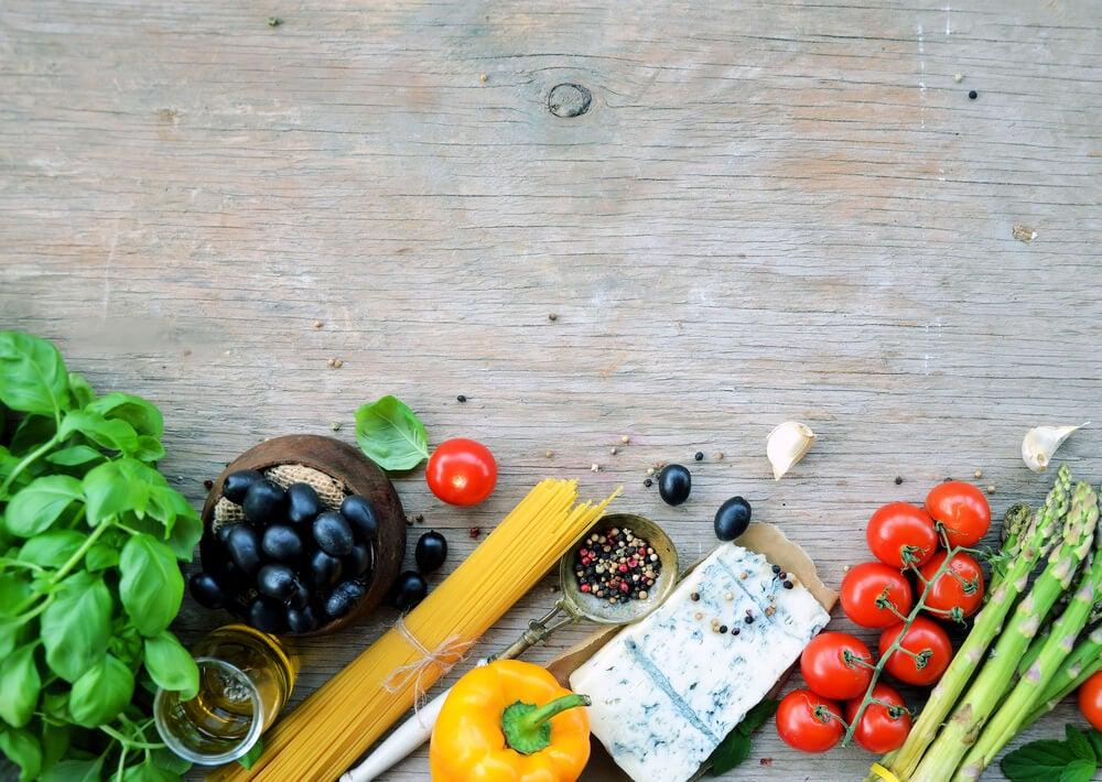 Ingredientes de la cocina griega