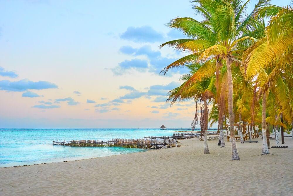 Playa de Isla Mujeres