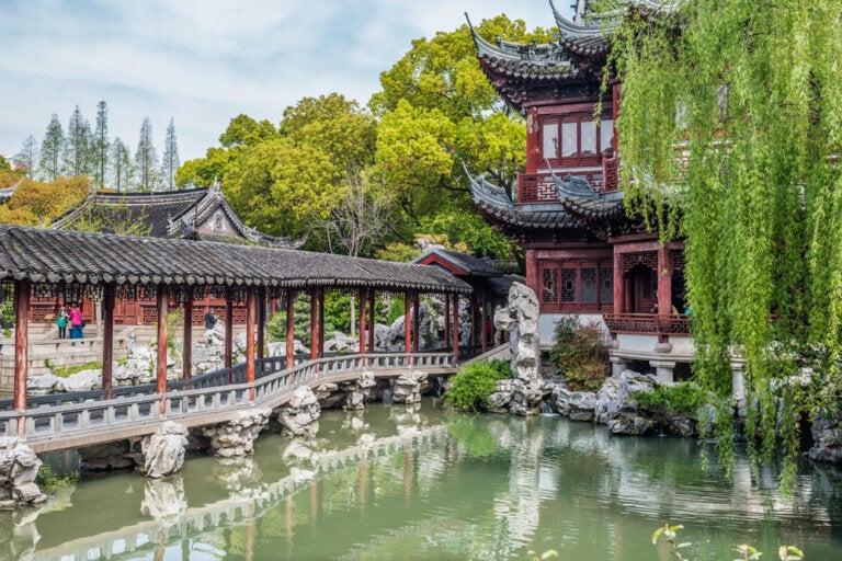 El Jardín Yuyuan: un espectacular jardín chino de Shanghái