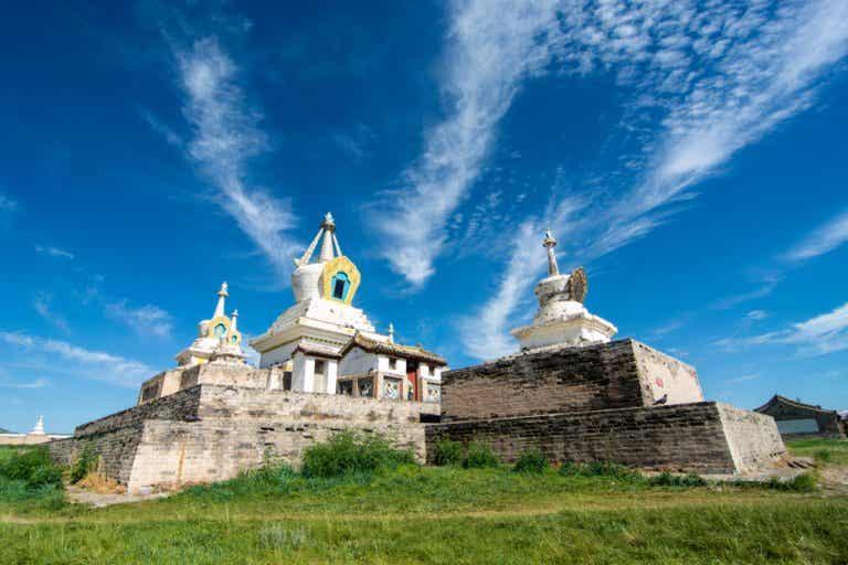 Karakórum, capital del antiguo Imperio mongol