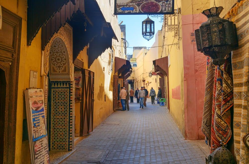 Medina de Meknés