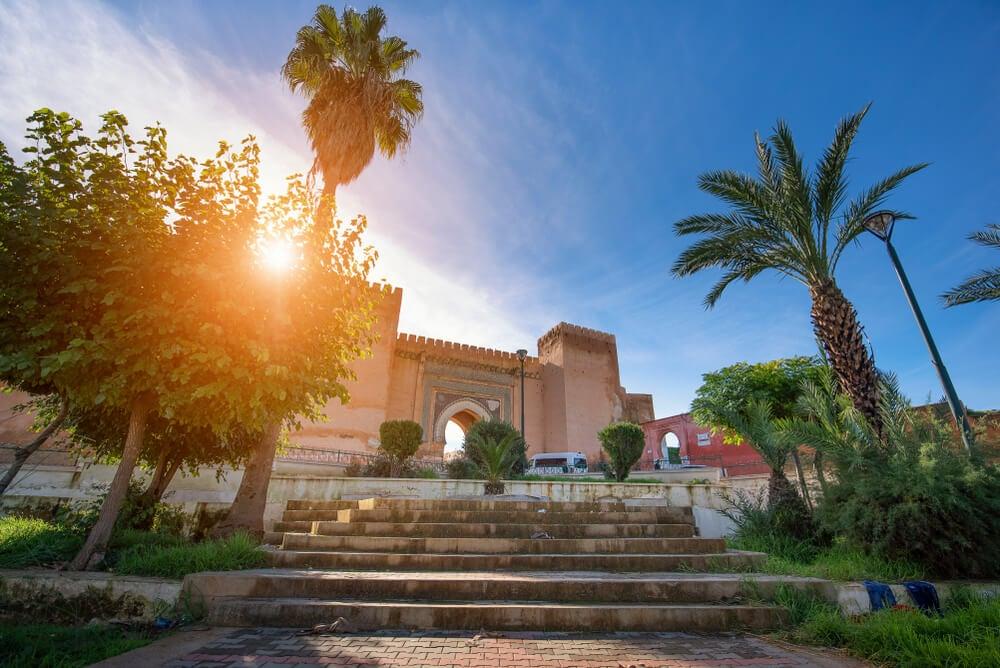 Un paseo por la ciudad de Mequínez en Marruecos
