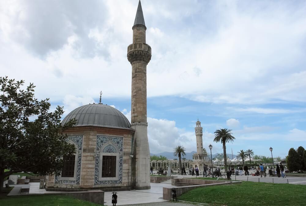 Mezquita Yale