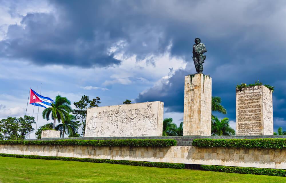 Monumento al Che en Santa Clara