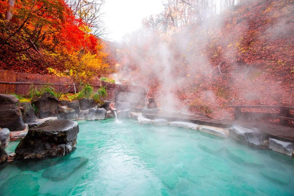 Los onsen, los baños tradicionales de Japón