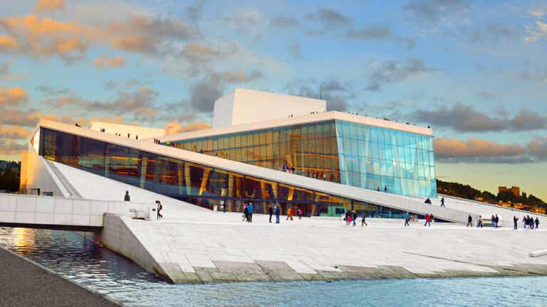La Ópera de Oslo: descubre un edificio singular