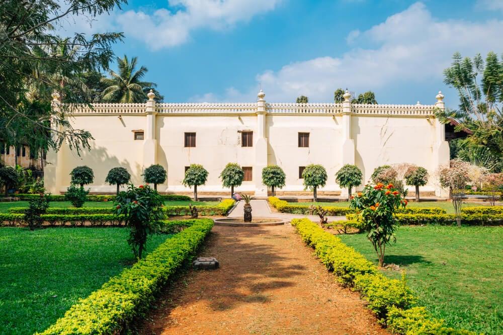 Palacio del sultán Tipu