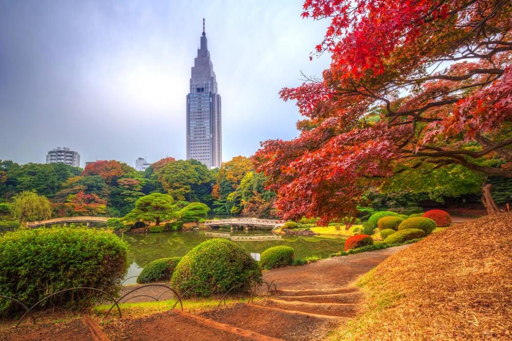 Parque Shinjuku