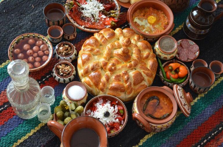 Las delicias de la gastronomía búlgara. ¡Pruébalas!